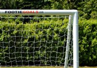 GARDEN FOOTBALL GOAL  8 x 4 MATCH FOOTIE GOAL